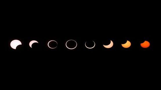 gerhana matahari total  by mas didin