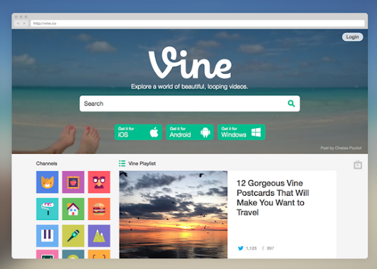 Could a move from mobile to desktop bring Vine back to the conversation?