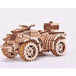 Eco friendly plywood 3D Quad Bike Product665