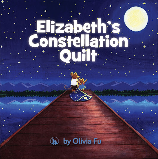 Elizabeth's Constellation Quilt is a Foreword Reviews' 2015 INDIEFAB Book of the Year Award Finalist