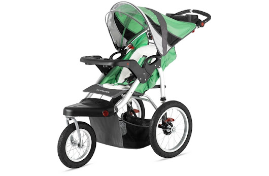 Schwinn Turismo Swivel Single Jogger Review | Storkified