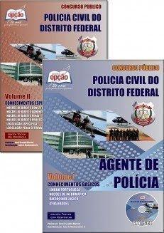 Apostila Polícia Civil Distrito Federal - Agente da Polícia Civil (PC-DF)