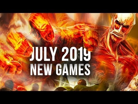 Popular Games Confirmed For July 2019
