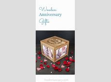 Wood Anniversary Gifts For Your 5th Anniversary
