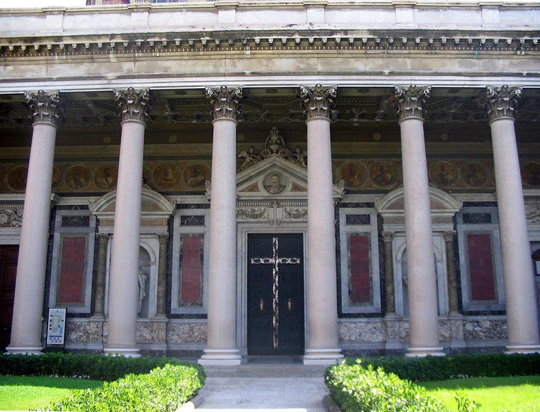 File:Roma - Basilia di San Paolo fuori le mura 7.jpg