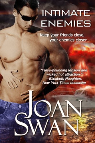 Intimate Enemies (Covert Affairs Series) by Joan Swan