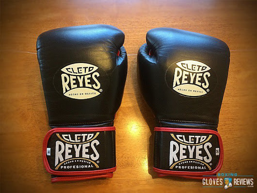 Cleto Reyes Hybrid (lace/velcro) Gloves Review