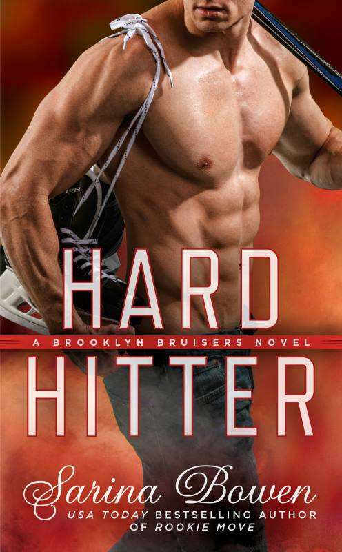RELEASE DAY                                            HARD HITTER by SARINA BOWEN