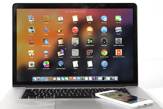 OS X Yosemite Review: The Mac Cozies Up to the iPhone - WSJ - WSJ