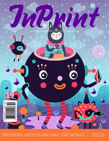 InPrint Issue 19 cover