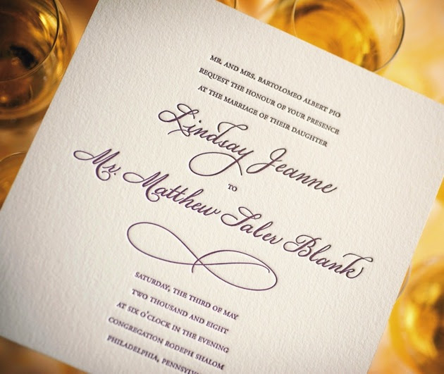 For Font Invitations Wedding Styles Used Designer Select Guidelines To Perfect The Designs Mag