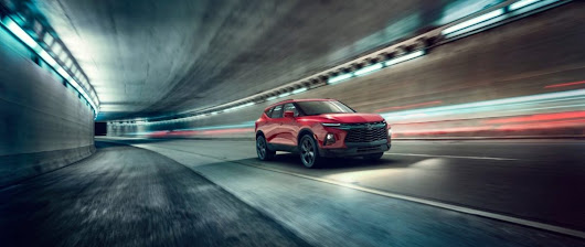 Chevrolet Introduces the All-New 2019 Blazer (PHOTOS)