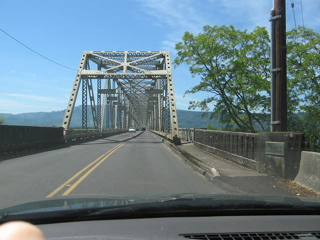 Puget Island Bridge