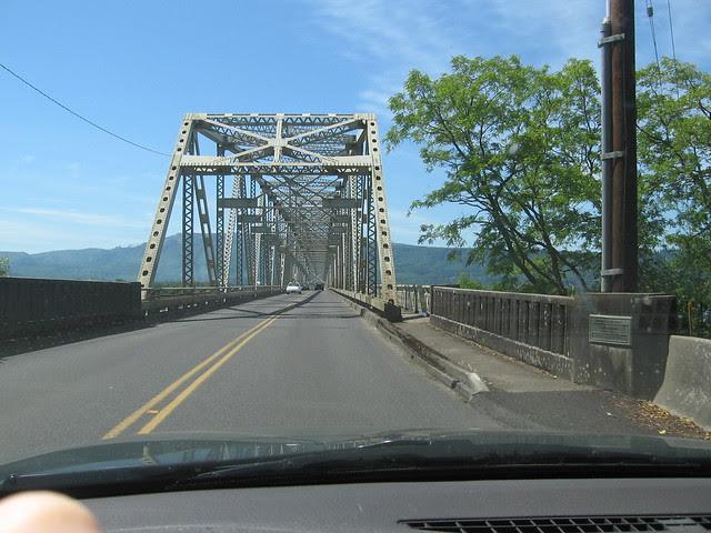 Puget Island Bridge