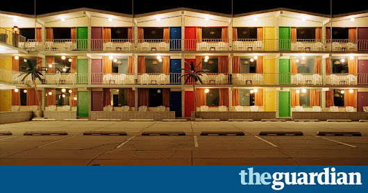Trouble in paradise: the lost motels of New Jersey – in pictures | Art and design | The Guardian