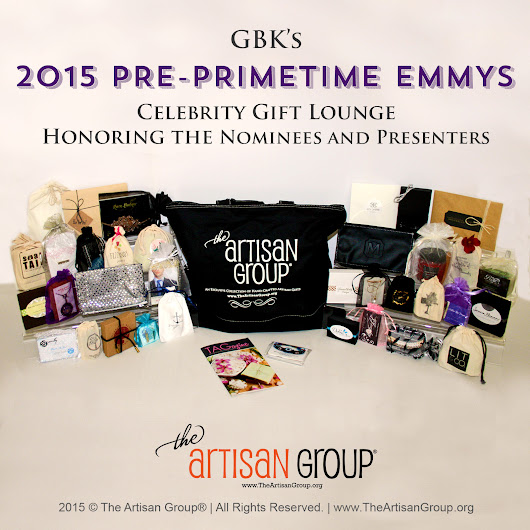 The Artisan Group® to Showcase Star Worthy Collection of Handcrafted Luxury Goods at GBK's Pre-Primetime Emmys Celebrity Gift Lounge