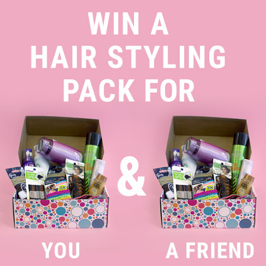 PINCHme Hairstyling Pack Giveaway!