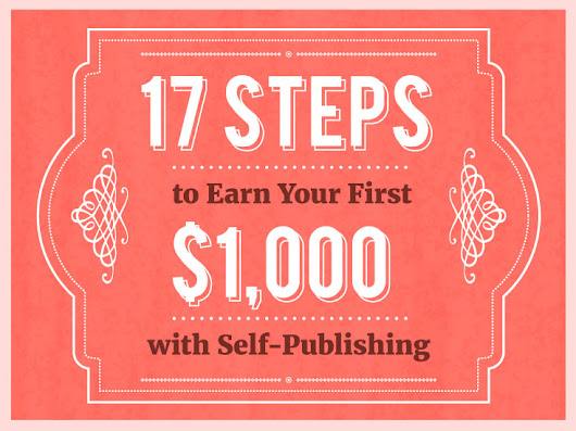 17 Steps to Earn Your First $1,000 with Self-Publishing | Authority Self-Publishing