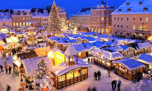 Christmas Destinations: Top Places in the World for Christmas