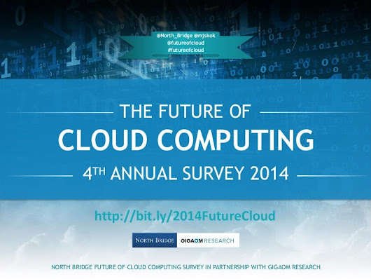 2014 Future of Cloud Computing - 4th Annual Survey Results