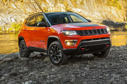 2017 Jeep Compass Trailhawk First Drive: Compass Finally Finds Some Direction - Motor Trend