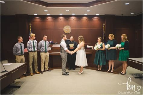 Courthouse Wedding in Noblesville: Indy Wedding Photographer