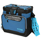 California Innovations Titan 16-Can Zipperless Cooler, Blue