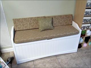 Storage bench 2