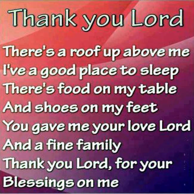 Thank You Lord Pictures Photos And Images For Facebook Tumblr