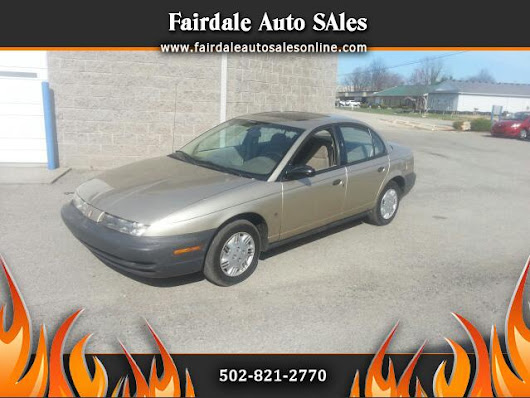 Used 1996 Saturn SL for Sale in Louisville KY 40214 Fairdale Auto Sales