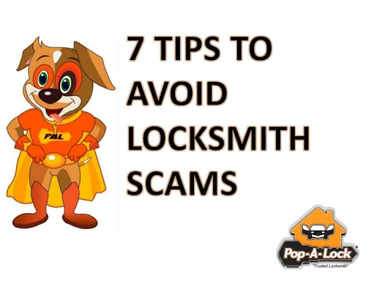 Seven Tips to Avoid Locksmith Scams