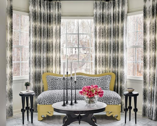 10 Bold Black and Gold Rooms | HGTV