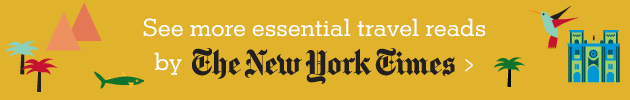 Choose Your Next Adventure with The New York Times