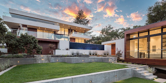 Mora House: A Silicon Valley Masterpiece - DZINE Living