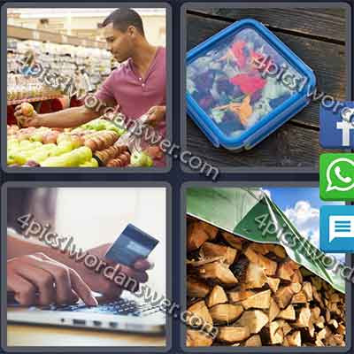 Best Ever 4 Pics 1 Word 5 Letters Daily Challenge Today - Pexel