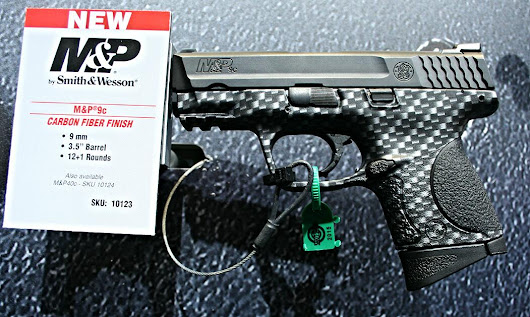 Smith & Wesson Re-Skins the M&P and Offers Threaded Barrels - The Firearm Blog