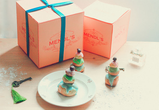 Courtesan au chocolat de Mendl's - The Grand Budapest Hotel | Cosmic Tomatoes