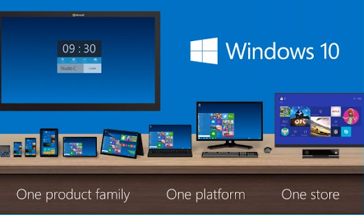 Download Windows 10 Preview!