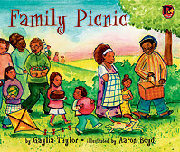 Family Picnic Cover