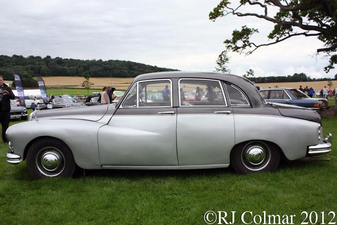 Daimler Majestic Major, Classics at the Castle, Sherbourne