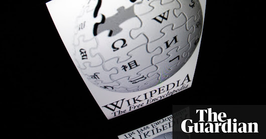 Wikipedia: the most cited authors revealed to be three Australian scientists | Technology | The Guardian