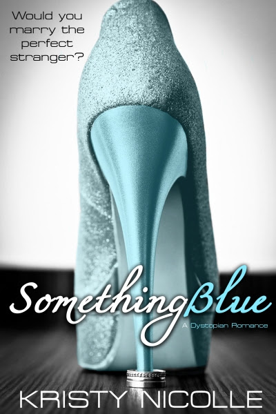 Release Blitz Something Blue by Kristy Nicolle