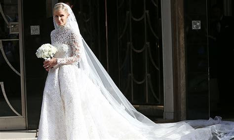 Nicky Hilton says Grace Kelly inspired her Valentino