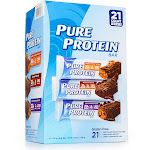 Pure Protein Bar - 21 Count Variety Pack