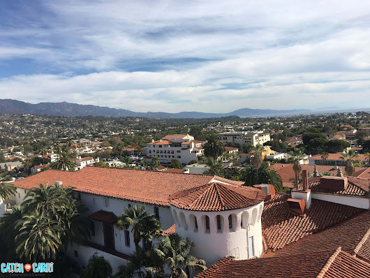 Your Guide To An Epic Santa Barbara Vacation | CatchCarri.com