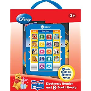 Disney Classics Story Reader Me Reader and 8-Book Library
