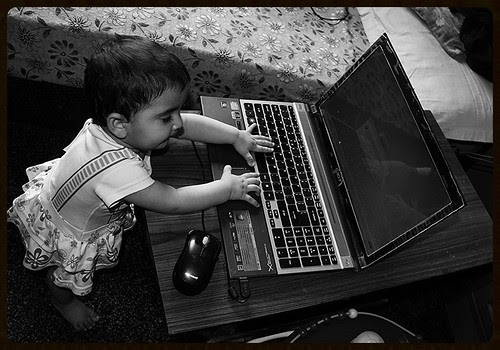 Nerjis Asif Shakir 9 Month Old by firoze shakir photographerno1