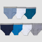 Hanes Boys' Red Label Assorted Classic Briefs