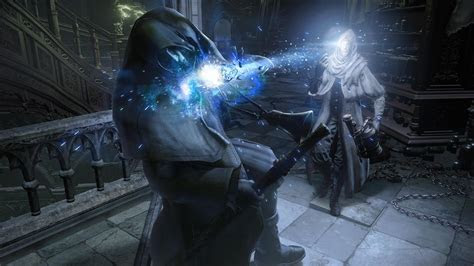 bloodborne pre  hunters patch  adds  covenant
