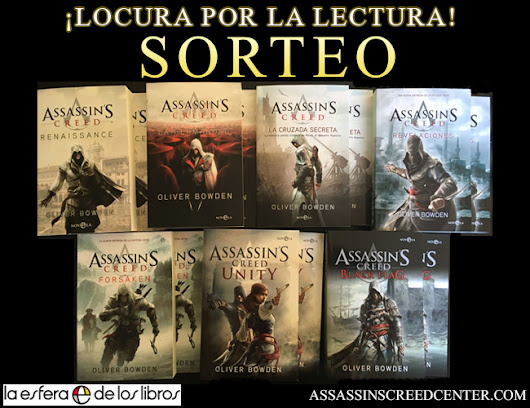 Ganadores Novelas Assassin's Creed